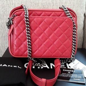 493d50daf4a3 CHANEL Bags | Camera Case Business Trip Shoulder Bag | Poshmark